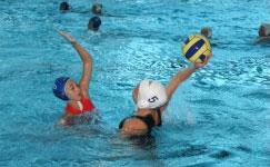 Дворец водных видов спорта - Водное поло