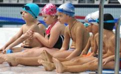 Дворец водных видов спорта - Занятия по плаванию