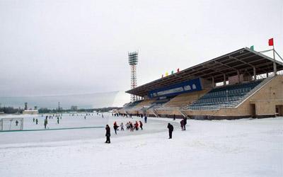 Стадион Ракета - Массовое катание