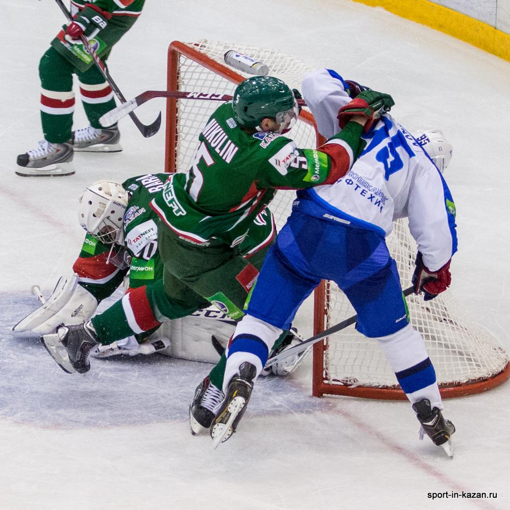 Официальный сайт хоккейного клуба Ак Барс ООО СКП