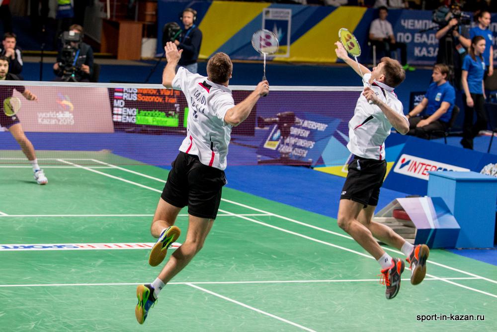 Владимир Иванов и Иван Созонов - чемпионы Европы в парной категории