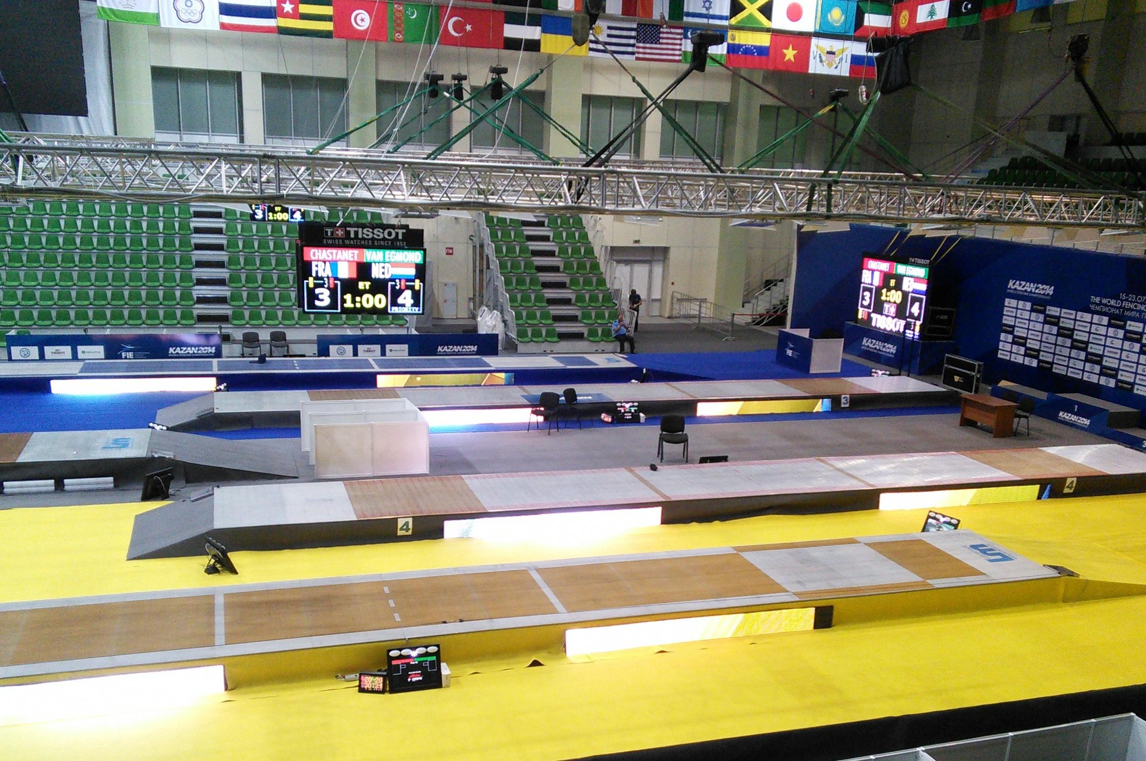 Чемпионат Мира по фехтованию