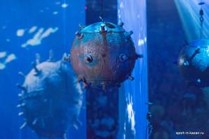 Подводные бомбы