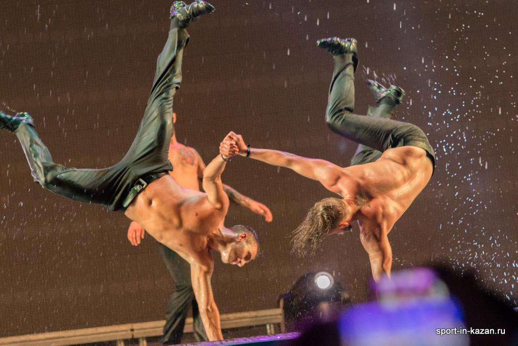 Театр танца - Искушение
