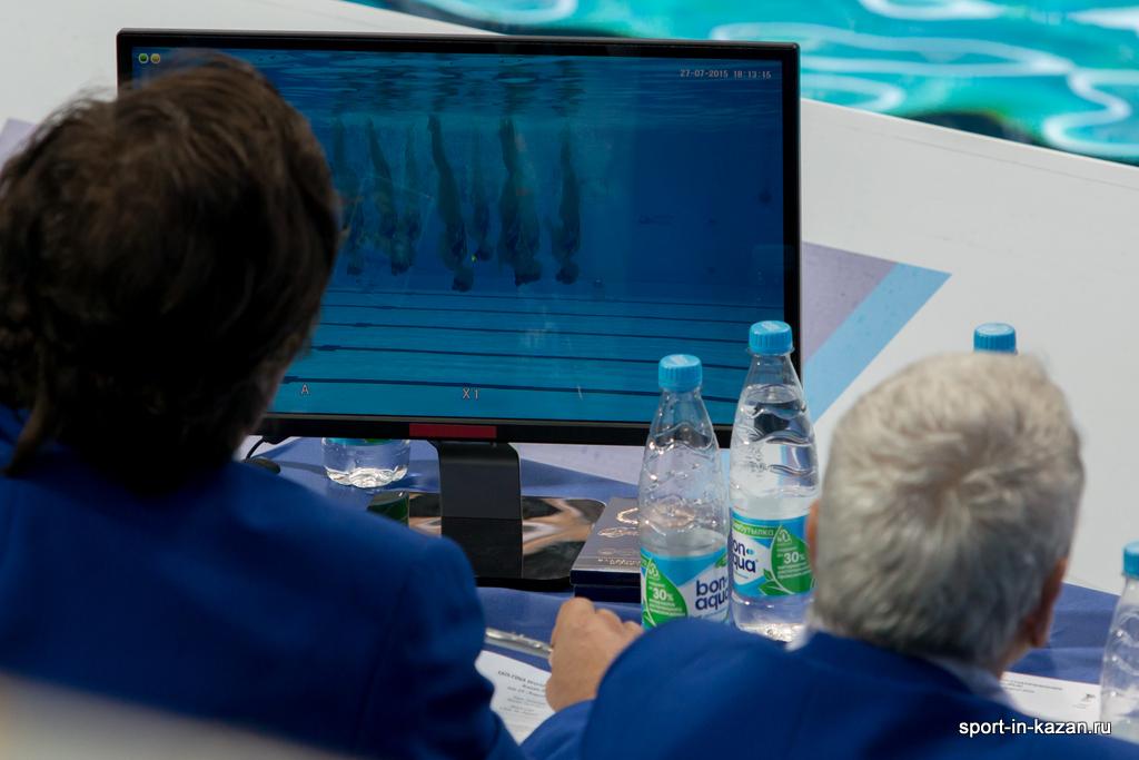 Сборная России по синхронному плаванию под водой