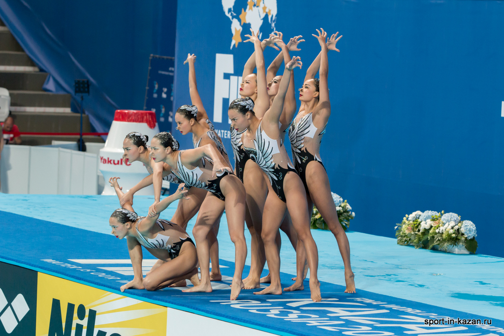 Фото сборной россии по синхронному плаванию