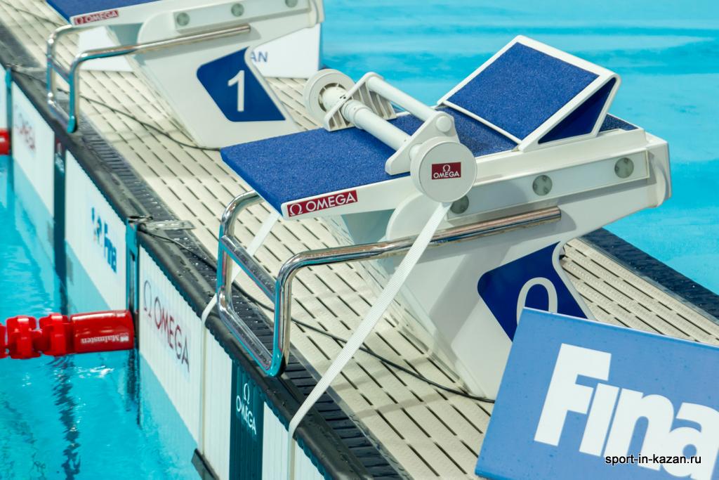Инновационная система освещения Swimming Show