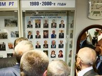 В музее спорта Татарстана появилась новая витрина