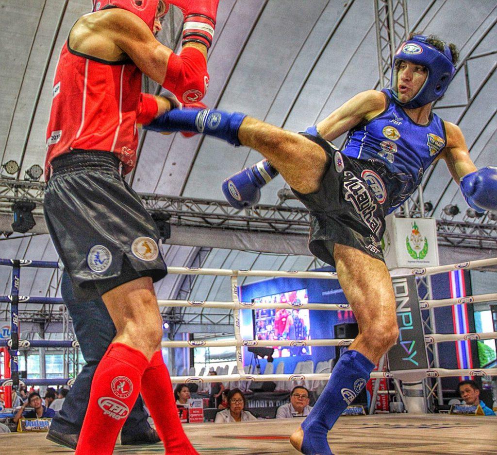 Кубок мира по тайскому боксу в Казани