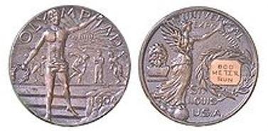 Серебряная медаль за бег на 800 м