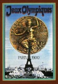 Игры 11 Олимпиады. Париж 1900