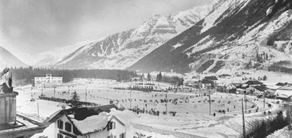 ПЕРВЫЕ ЗИМНИЕ ОЛИМПИЙСКИЕ ИГРЫ 1924 ГОДА