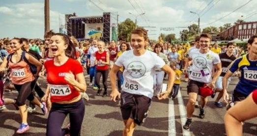 Петербургский благотворительный марафон