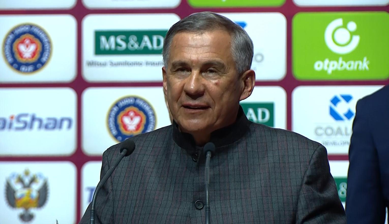 Президент РТ Рустам Минниханов