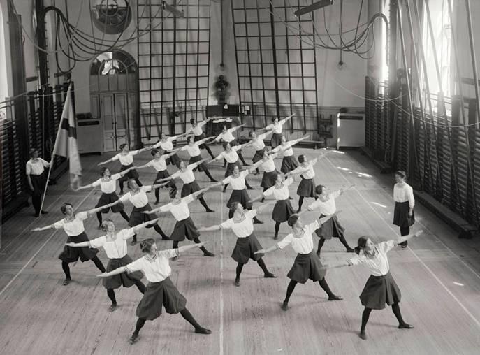 Французская гимнастика