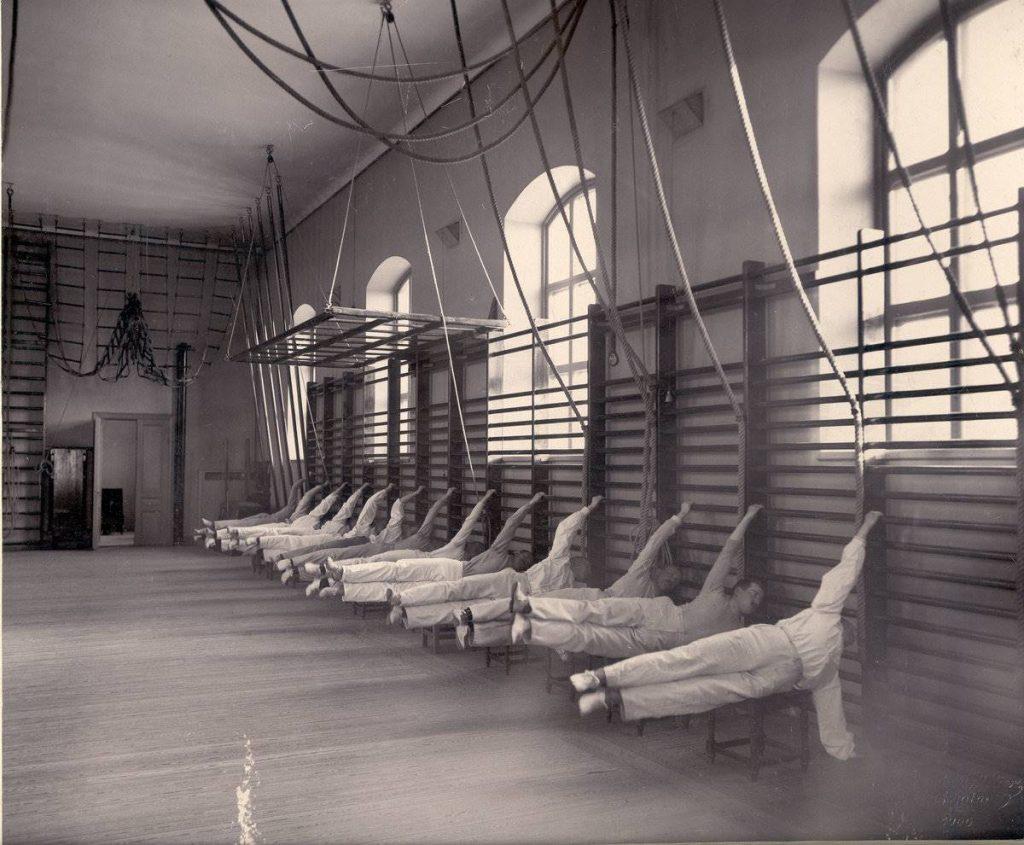 Шведская гимнастическая система